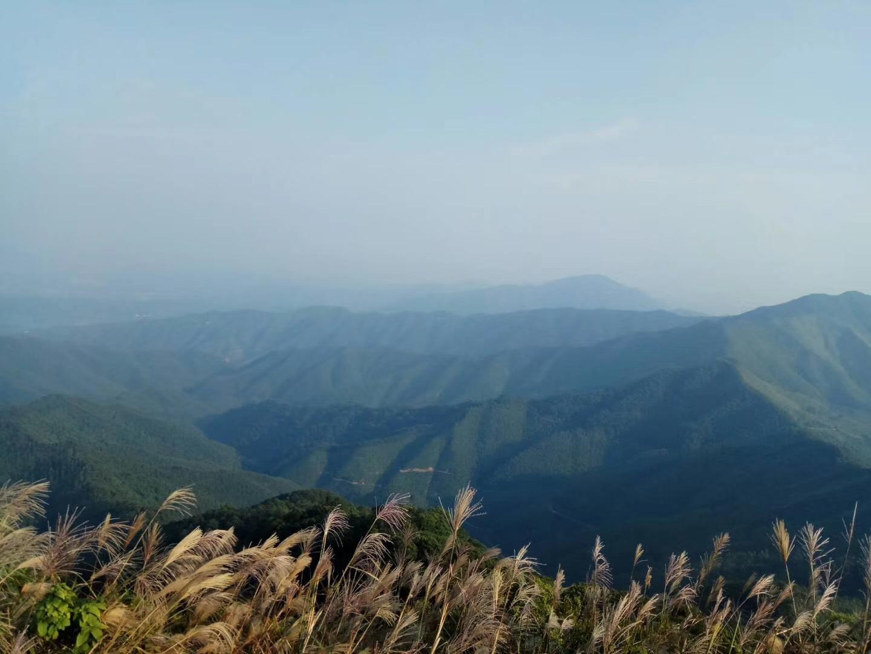 佛山不是没山,还有佛山第一峰